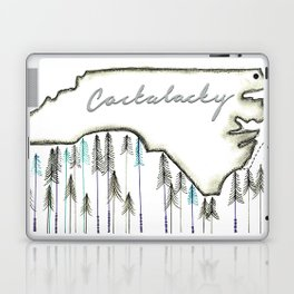 Cackalacky. Laptop & iPad Skin