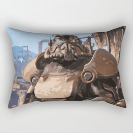 Fallout Rectangular Pillow