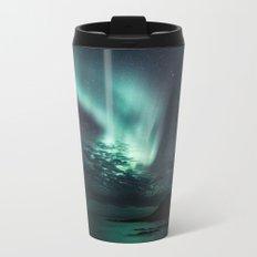 Aurora Borealis XXI Metal Travel Mug