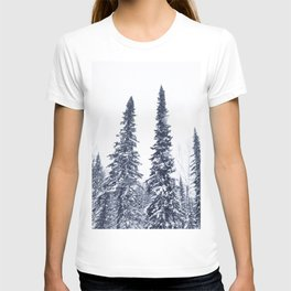 Fir-trees T-shirt
