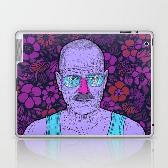 Cook (fiolet) Laptop & iPad Skin