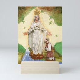 Mater Misericordiae Mini Art Print