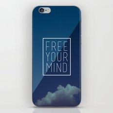 Free Your Mind II iPhone & iPod Skin