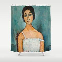 Amedeo Modigliani - Christina Shower Curtain