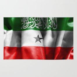 Somaliland Flag Rug
