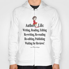 Authors Life by Lisy Hoody