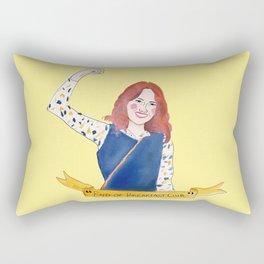 Unbreakable Kimmy Schmidt Rectangular Pillow