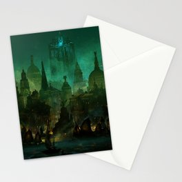 Angelwatch Stationery Cards