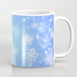 Winter snowflakes Coffee Mug