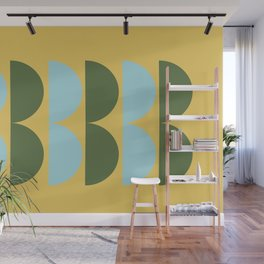 Fall Colors Deco #pantone #color #fall Wall Mural