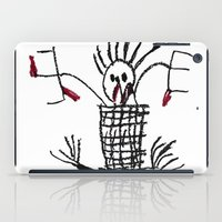 skeleton iPad Cases featuring Skeleton by WeKids Design