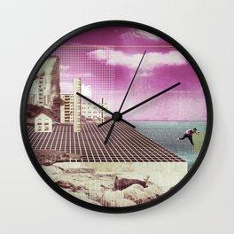 Breathe.. Wall Clock