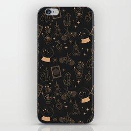 Mystical Halloween iPhone Skin