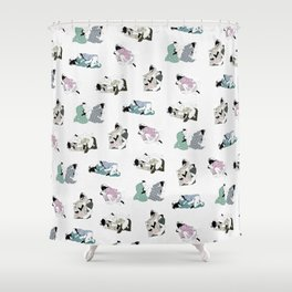 Shunga // part.1 Shower Curtain