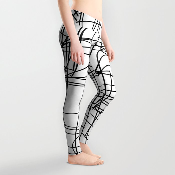 Mind Map Leggings