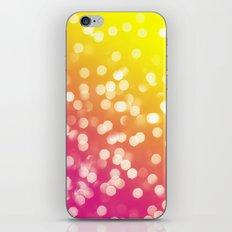 Lights & Gradients I iPhone & iPod Skin