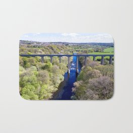 Pontcysyllte Aqueduct Bath Mat
