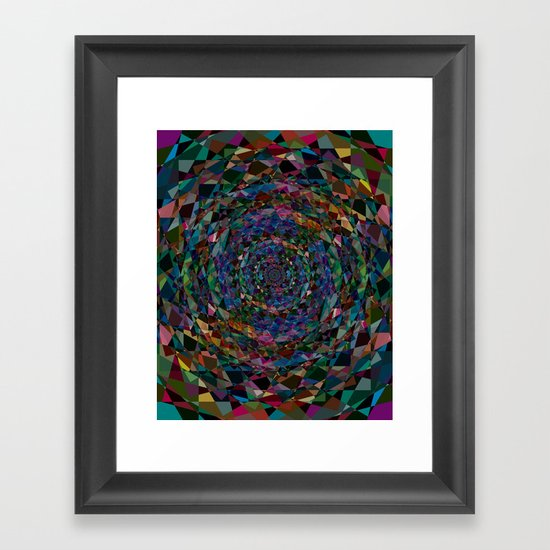 The Lovely Universe Framed Art Print