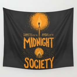 Are You Afraid of the Dark? Wall Tapestry