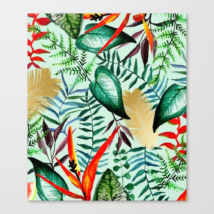 Paradise #society6 #decor #buyart Canvas Print