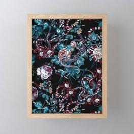 Dangers in the Forest III-II Framed Mini Art Print