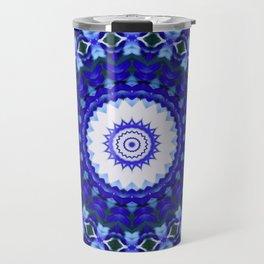 Blue Daze 01 Travel Mug
