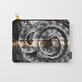 Gilded Serpent — Icons & Relics. Carry-All Pouch