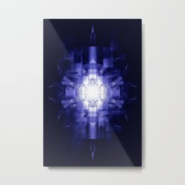 INTRO Metal Print