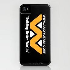 Weyland-Yutani Corporation iPhone (4, 4s) Slim Case