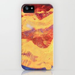 Metaphysics no3 iPhone Case