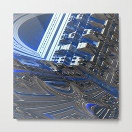 Amphitheater Metal Print