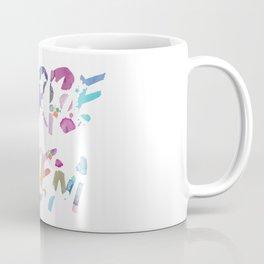 Carpe Diem Color Ink Coffee Mug