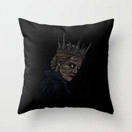 Ravenna • Evil Queen • Charlize Theron Throw Pillow