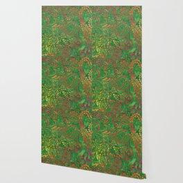 Jungle Batik 09 Wallpaper
