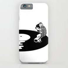 Don't Just Listen, Feel It iPhone 6 Slim Case