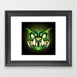 Orcy Framed Art Print