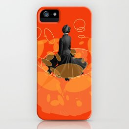 Fashion and Geometry 14 iPhone Case