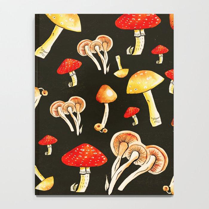 Brigt Mushrooms Notebook