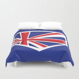 Montgomery Brits Logo Duvet Cover