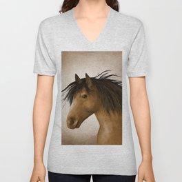 Horse 11 Unisex V-Neck