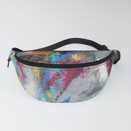 Silent Fanny Pack