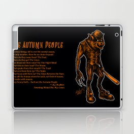 Autumn People 3 Laptop & iPad Skin
