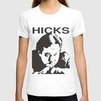 bill T-shirts featuring Bill Hicks by Finlay McNevin