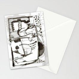Manimal Stationery Cards