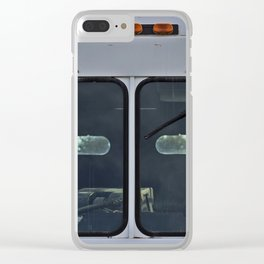 Truck Clear iPhone Case