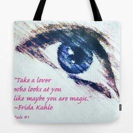 Magick Tote Bag