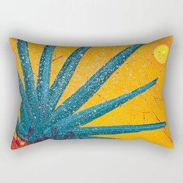 Grateful Agave Rectangular Pillow