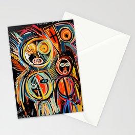 Anima Mia Street Art Graffiti Art Brut Stationery Cards