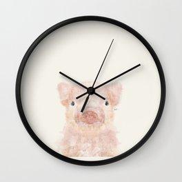 little piggy Wall Clock
