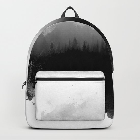 Deep into the forest Backpack